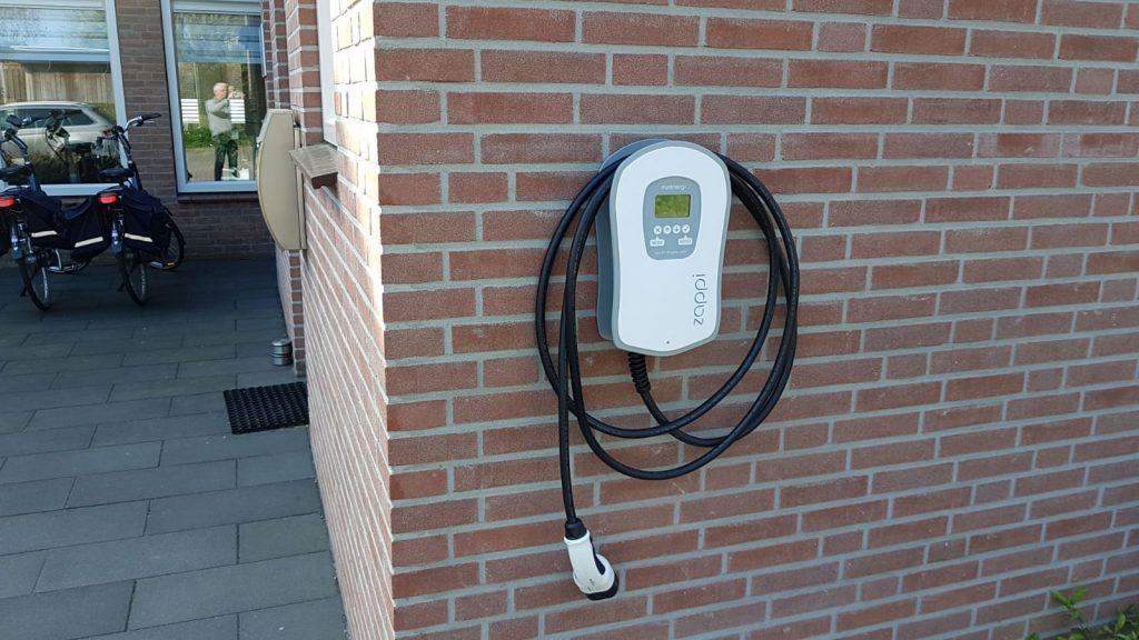 Laadpaal Een Huis Energieneutraal Maken